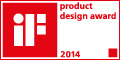 IF Design Award 2014 beactive