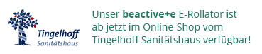 Beactive+e im Onlineshop